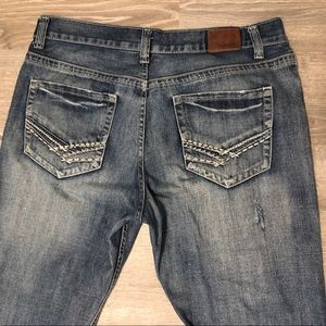 Flypaper Distressed Bootcut jeans - size 36